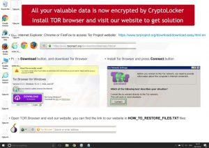 Crypt0L0cker Virus 2017