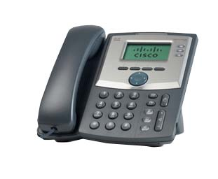 Telefono IP Cisco SPA 303